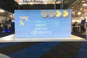 Kaak Group pakt uit op IBA met Smart Baking Experience