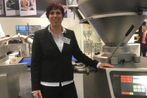 'Grove vullingen met gemak gedoseerd in machine Handtmann'