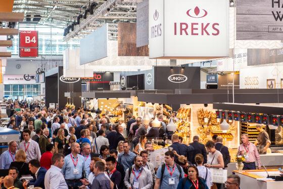 Passie en liefde voor bakken is wat bezoekers aan de Ireks-stand live kunnen beleven