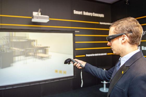 MIWE presenteert zijn Smart Bakery Concept eveneens met een virtuele rondleiding.
