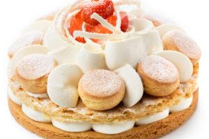 Recept voor Saint Honoré taart