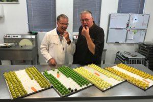 Hans Hulshof verrast met kalmerende cannabis truffel