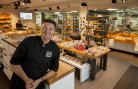 Chocolaterie sfeermaker bij Wereldbakker Wijnand
