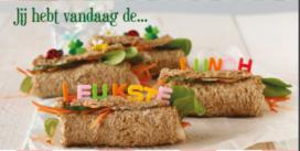 Foodblogger bedenkt 'leuke' lunches voor Roodenrijs