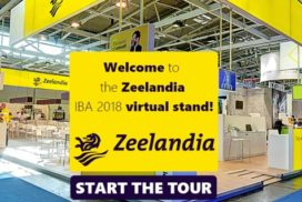 Zeelandia maakt IBA-stand 2018 virtueel