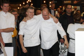 Ruben van Trigt verdedigt titel Dobla Pastry Battle