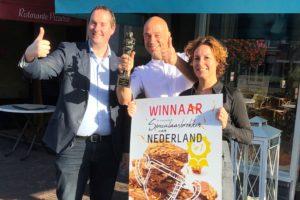 Banketbakkerij Jacobs uit Leiden beste brokkenmaker