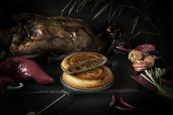 Pekingeend-Vuurbrood. Foto: Vuurbrood