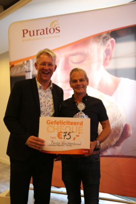 Winnaar Vruchtenbrood: Thijs Koolen, De Echte Bakker, Ell. Foto: Jules Peeters/Bakeplus