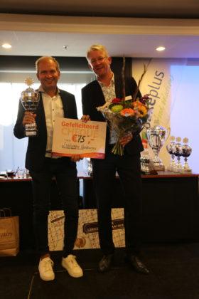 Winnaar Luxe vlaai: Hagedoren, De Echte Bakker, Hoensbroek. Foto: Jules Peeters/Bakeplus