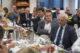 Burgemeesters lamers r en aboutaleb ontbijten met ondernemers 80x53