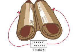 Verkiezing Breda's Worstenbroodje in teken duurzaamheid