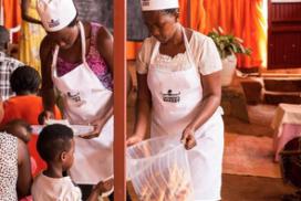 Rademaker zoekt apparatuur voor Women's Bakery Rwanda