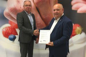 BRC-certificaat voor Beko Groothandel