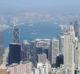 Hong kong zicht op kowloon 80x74