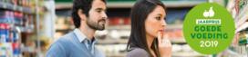 Jaarprijs Goede Voeding 2019 legt accent op zout-, suiker- en vetreductie
