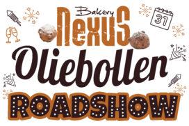Bakery Nexus vandaag op pad met Oliebollen Roadshow