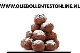 Winnaars Oliebollentestonline.nl morgen bekend