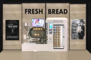 BreadBot: volledig geautomatiseerde broodmachine