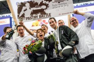Tineke Hendrikse en David de Jong winnen Dobla Pastry Battle 2019