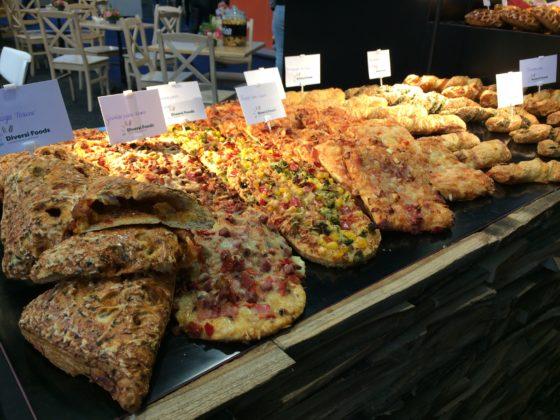 Snacks van Diversi Foods.