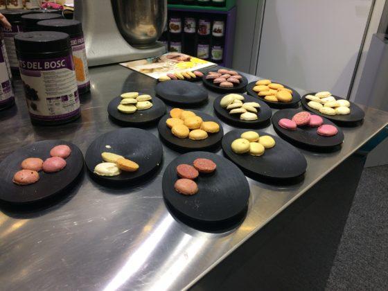 Macarons zijn inmiddels niet meer weg te denken van de Nederlandse markt.
