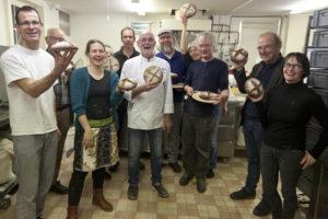 Oergranen: de oorsprong van brood op de werkbank bij Hardeman