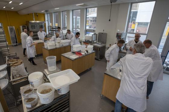 Cursus 'Kookstukken' in Kiemcentrum Koopmans Meel i.s.m. Silowacht