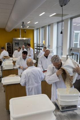 Cursus 'Kookstukken' in Kiemcentrum Koopmans Meel i.s.m. Silowacht.