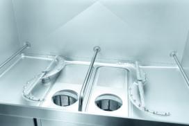 Nieuwe Winterhalter voorlader vaatwas- en gereedschappenwasmachines
