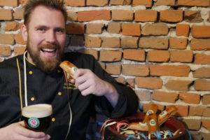 Swaanen bedenkt bierworstenbroodjes voor carnaval