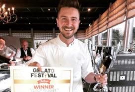 Stefan Beerens wint Nederlands Kampioenschap Gelato