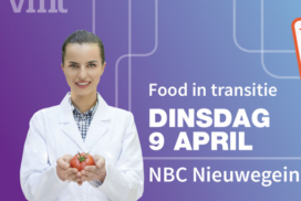 Food Future Event 2019 stelt voedseltransitie centraal