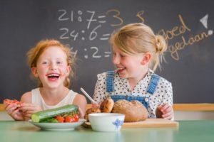 Aftrap Nationaal Schoolontbijt 2019 tijdens Bakkersvak