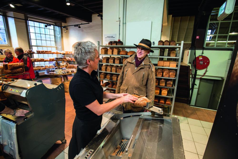Broodsnijmachine met variabele snijdikte heeft meerwaarde