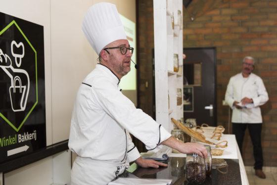 VABA-demo banket en fijn gebak door Geert Jonckheere