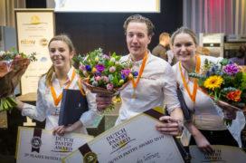 Maurits van der Vooren wint 20ste Dutch Pastry Award