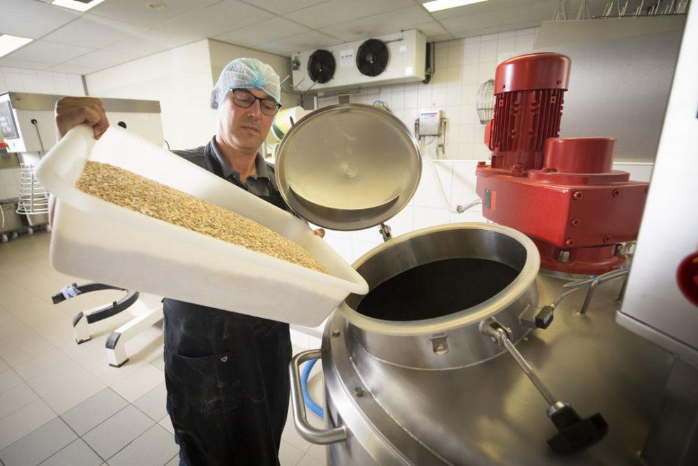 Bakkerij 't Kraayennest schaft aromaketel aan