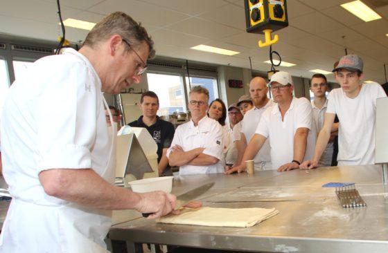 Horizon College stimuleert jongeren voor bakkersvak te kiezen