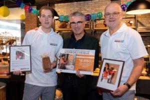 Brood&Ko spaart bakkerij voor Oeganda bij elkaar