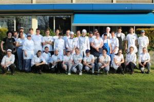 Bakery Nexus coacht jeugd tijdens Junior College