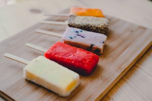 Proof Bakery introduceert ijsjes gemaakt van pure producten
