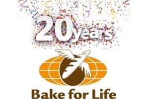 Bake for Life viert 20-jarig bestaan