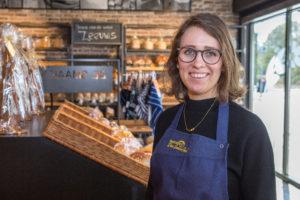 Elsbeth Voordijk gaat voedselverspilling tegen met Too Good To Go