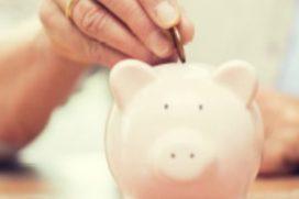 Zorg ervoor dat je genoeg verdient en spaart voor later