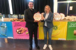ROC Midden Nederland gelauwerd om Gezonde Schoolkantine