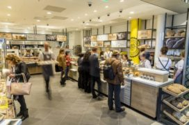 Alle locaties van de Broodzaak veranderen in Treck