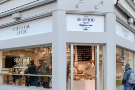 Stand crowdfunding Seafood Shop Amsterdam: €15.000