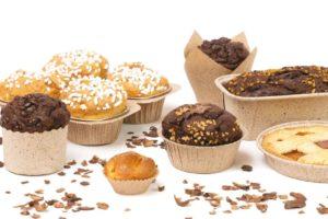 Bakvormen van cacaopapier: duurzaam en onderscheidend