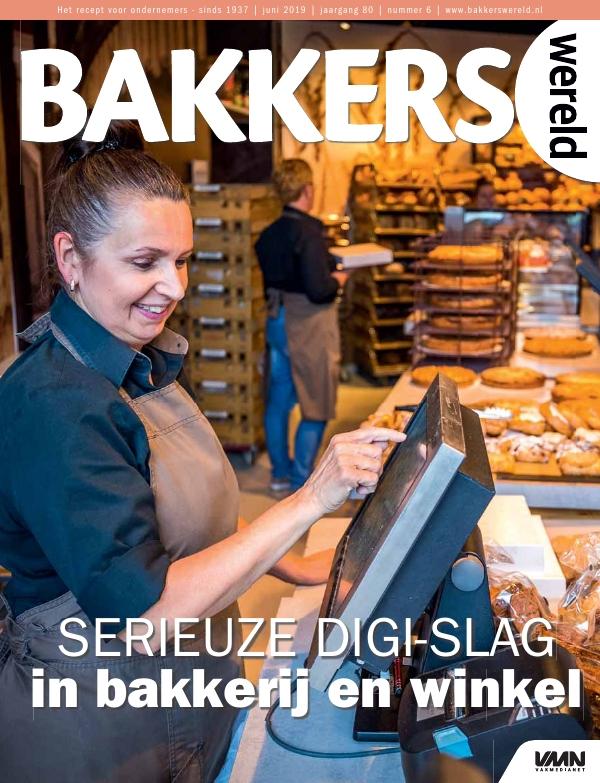 Bakkerswereld nummer 6 2019